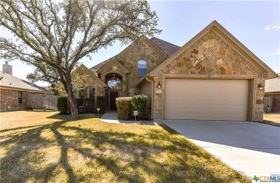 Temple, Belton Single Family Home For Sale: 2007 Silver Spur