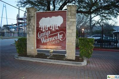 New Braunfels Condo/Townhouse For Sale: 371 W Lincoln #C206