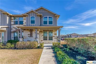 Pflugerville Condo/Townhouse For Sale: 401 N Heatherwilde