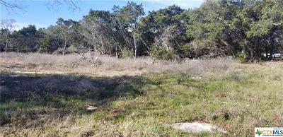 Belton Residential Lots & Land For Sale: Vista Drive