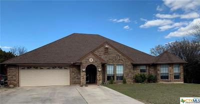 Killeen Single Family Home For Sale: 2771 E Stagecoach