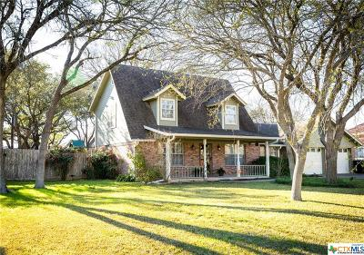 Belton Single Family Home For Sale: 308 St Andrews Place