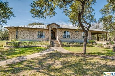 Bulverde Single Family Home For Sale: 31540 Beck Road