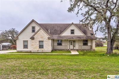 San Marcos Single Family Home For Sale: 3600 Lime Kiln Road