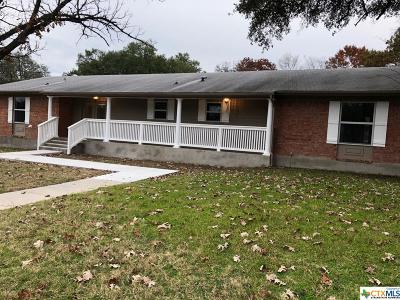 Lampasas Rental For Rent: 1302 W 1st