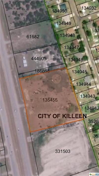 Killeen TX Residential Lots & Land For Sale: $937,800