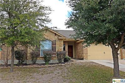 Killeen Single Family Home For Sale: 6804 Rosita Oak Drive