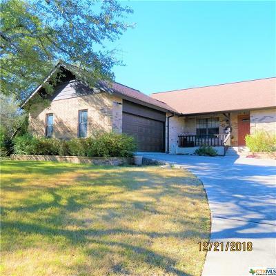 San Marcos Single Family Home For Sale: 4702 Sendero