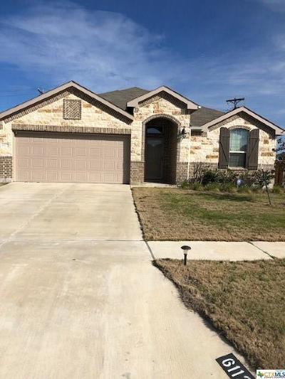 Killeen Single Family Home For Sale: 6112 Taffinder