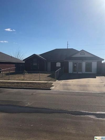 Killeen Single Family Home For Sale: 3908 Tiger