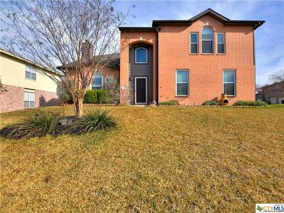 Harker Heights Single Family Home For Sale: 2405 Catawba