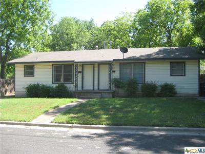 Killeen Multi Family Home For Sale: 502-504 McArthur Drive