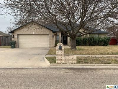 Killeen Single Family Home For Sale: 2203 Southport Drive