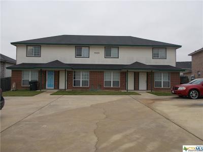 Killeen Multi Family Home For Sale: 4303 Abigail