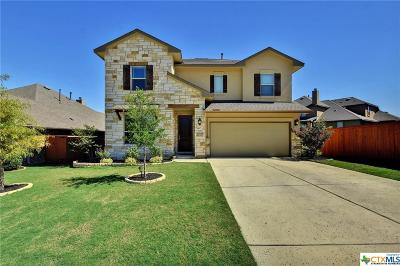Williamson County Single Family Home For Sale: 908 Feather Reed