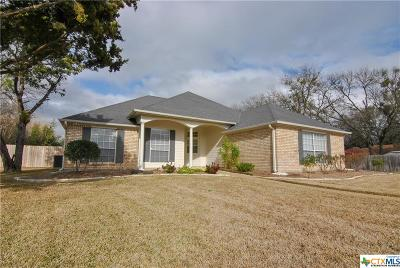 Belton TX Single Family Home Pending: $225,000