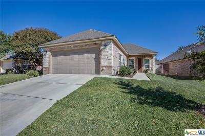Temple, Belton Single Family Home For Sale: 3906 Whispering Oaks