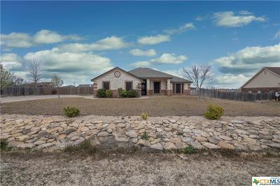 Copperas Cove Single Family Home For Sale: 676 Thomas