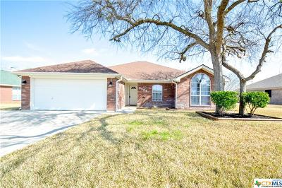 Killeen TX Single Family Home Pending: $168,000