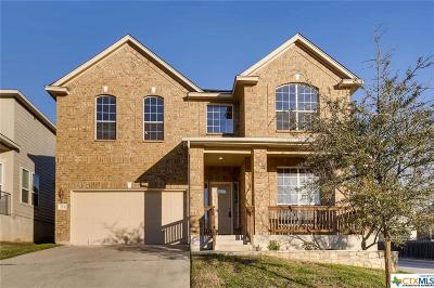 Cibolo Single Family Home For Sale: 268 Fritz Way