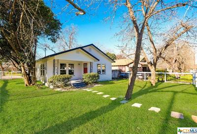 New Braunfels Single Family Home For Sale: 290 S Mesquite