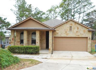 Bastrop Single Family Home For Sale: 122 S Kanaio