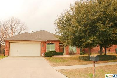 Killeen Single Family Home For Sale: 2001 Herndon Drive
