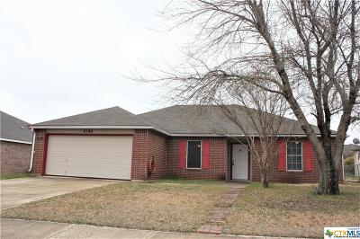 Killeen Single Family Home For Sale: 4508 Alleeta Drive
