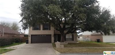 Killeen Single Family Home For Sale: 4406 Oak Vista