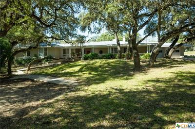 Comal County Single Family Home For Sale: 1851 Ponderosa Road