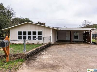 Wimberley Single Family Home For Sale: 35 Presidio