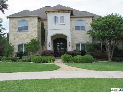 Temple, Belton, Salado, Troy Single Family Home For Sale: 6510 Springwood Court