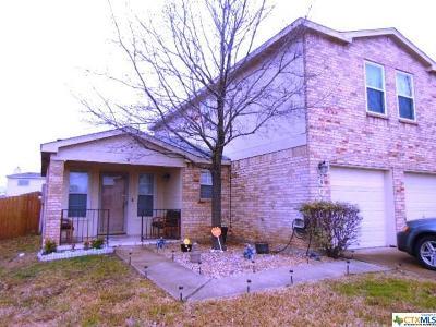 Killeen Single Family Home For Sale: 3000 Lantana Drive