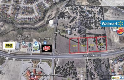 Killeen Residential Lots & Land For Sale: Stan Schlueter Lp