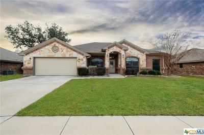 Killeen  Single Family Home For Sale: 6206 Flag Stone Drive