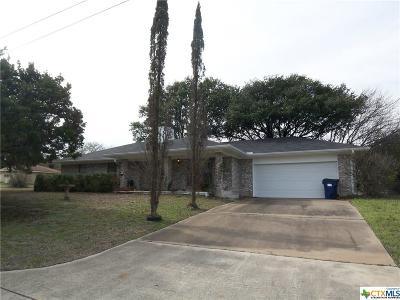 Belton Single Family Home For Sale: 1872 Fm 1670