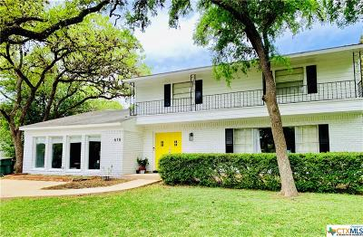 San Marcos TX Single Family Home For Sale: $274,900