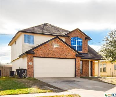 Killeen  Single Family Home For Sale: 5102 Donegal Bay