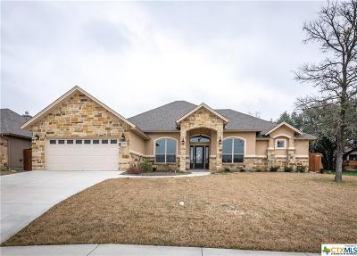 Seguin Single Family Home For Sale: 1229 Meadow Breeze
