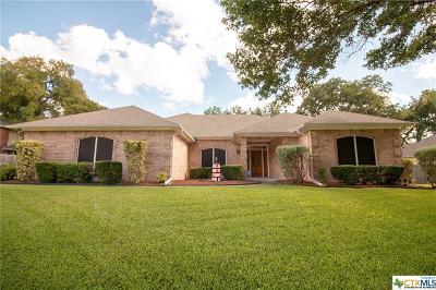 Temple Single Family Home For Sale: 105 Oakcreek Drive