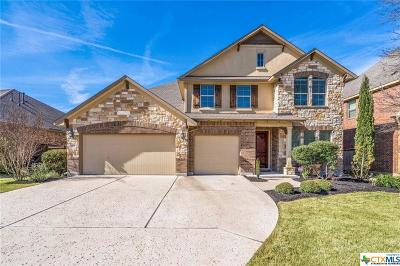 Williamson County Single Family Home For Sale: 3109 Wedgescale