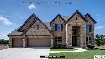 Fair Oaks Ranch Single Family Home For Sale: 7939 Cibolo View