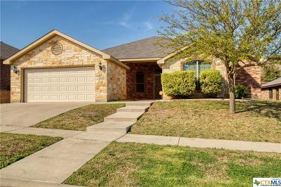 Killeen Single Family Home For Sale: 2603 Traditions