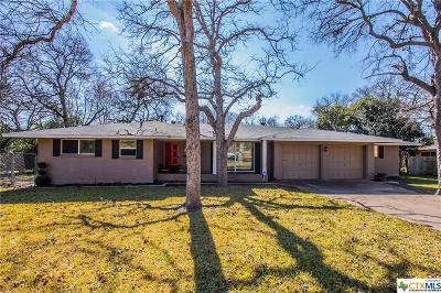 Temple Single Family Home For Sale: 3605 Lark