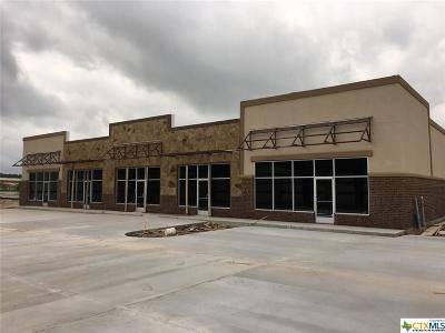 Harker Heights Commercial Lease For Lease: 3045 Stillhouse Lake #110