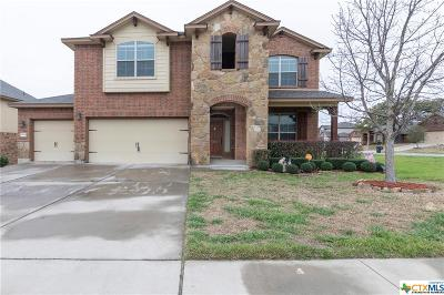 Killeen Single Family Home For Sale: 6905 Osbaldo Drive