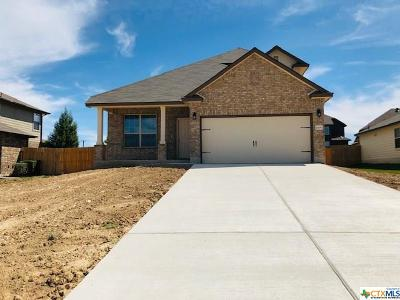 Copperas Cove Single Family Home For Sale: 1409 Lubbock