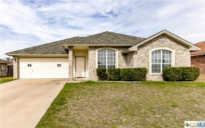Killeen Single Family Home For Sale: 503 Medina Drive