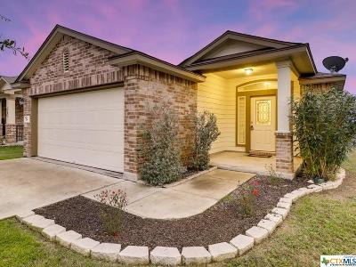 New Braunfels Single Family Home For Sale: 754 Wolfeton