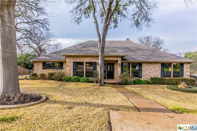 Belton Single Family Home For Sale: 605 Pecos